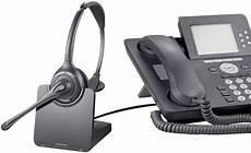 Telefon Headset Dect Schnurlos Mono Plantronics Cs510 On