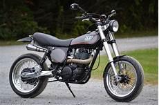 Racing Caf 232 Yamaha Xt 500 By Husky Restorations