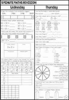 year three maths revision book 4 by fairclough tpt