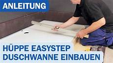 easystep duschwanne h 252 ppe montagevideo