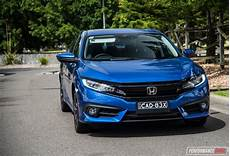 2016 Honda Civic Rs Turbo Review Performancedrive