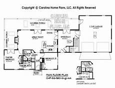 bungalow house plans with basement and garage sg 980 floor plan basement garage in 2019 cottage house