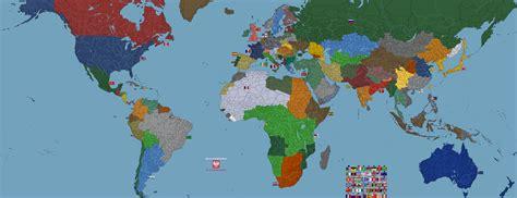 Kaiserreich Map