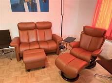 2er couch stressless 2er sofa sessel 2 hocker kaufen auf ricardo