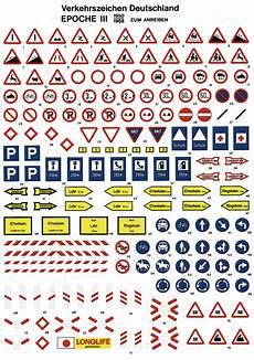 Verkehrszeichen Und Ihre Bedeutung - verkehrssignale deutschland verkehrszeichen der