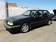 how it works cars 1994 volvo 850 transmission control buy used 1994 volvo 850 turbo sedan 4 door 2 3l no reserve in orange california united states