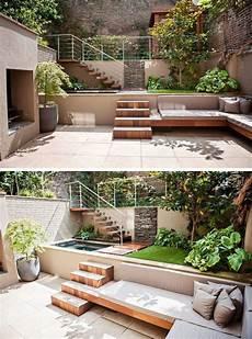 terrasse gestalten ideen 13 multi level yards to get you inspired for backyard
