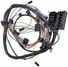 Dash Wiring Harnes 1970 Impala by 1966 All Makes All Models Parts Nv67813 1966 Chevy Ii