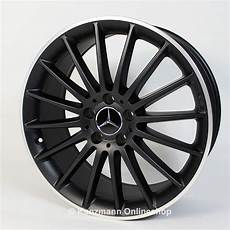 Amg 19 Inch Set A Class W176 Styling V 5 From