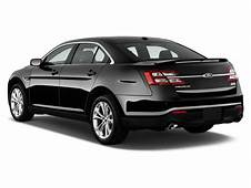 Image 2014 Ford Taurus 4 Door Sedan SHO AWD Angular Rear