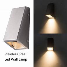 sell led wall outdoor light 304 stainless steel down