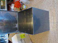 cassette inox cassette acciaio inox per alimenti cm 25x33x23 and032559