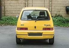 Fiat Cinquecento Sporting Classic Racing Annonces