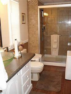 home improvement ideas bathroom repainted all the walls in our mobile home and redone our