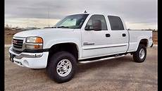 how make cars 2006 gmc sierra 2500hd electronic valve timing 2006 gmc sierra 2500hd crew cab duramax stock 0468 youtube