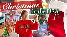 weihnachten in amerika vlog auslandsjahr usa 2019 20