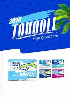 Mixza Shark Limited Edition 16gb by Mixza Shark Edition Memory Card 16gb Micro Sd Card Class10