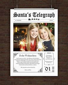 drucke selbst vorlage lustige weihnachtskarte mit foto