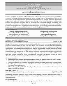 accounts payable manager resume printable planner template