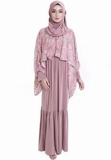 30 Model Baju Gamis Pesta Untuk Wanita Gemuk Fashion