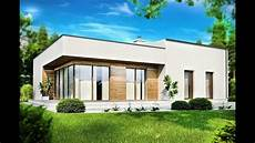 A Modern House 113 M 178 With A Flat Roof Functional