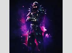 Fortnite Wallpaper : [Fortnite Fan Art]: Raven Phone Wallp
