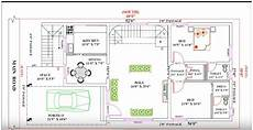 vastu for house plan 30 feet by 60 single floor modern home plan according to