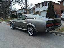 1967 Ford Mustang Shelby GT500E Super Snake  Eleanor