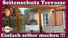 Windschutz Wetterschutz Und Sichtschutz F 252 R Terrasse