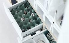 r 233 utiliser une boite d oeufs rangement bijoux boite a