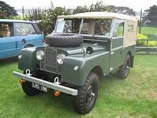 Land Rover Club Per&250 HISTORIA DE LA MARCA LAND ROVER