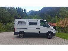 Kastenwagen Wohnmobil Gebraucht - opel movano wohnwagen mobile kastenwagen in m 252 nchen