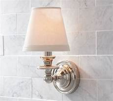sussex shade sconce single polished nickel in 2019 tahoe remodel medicine cabinets