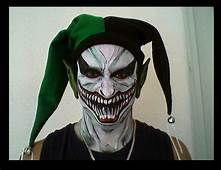 EVIL JESTER By Saschaette On DeviantART  Face Painting