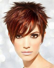 short spiky haircuts hairstyles for women 2018 page 2