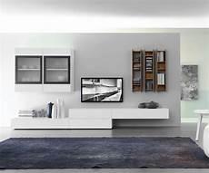 Wohnwand Modern Design - wohnwand moderne designer tv wohnw 228 nde