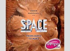 Didier Marouani & Space From Earth To Mars (CDr, Album