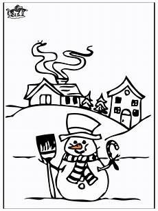 Ausmalbilder Haus Mit Schnee Haus Im Schnee 4 Malvorlagen In Uns Ums Haus