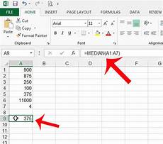 how to calculate a median in excel 2013 solve your tech