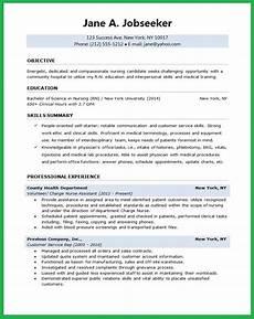 nursing student resume resume exles professional