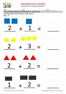 pre k addition worksheets with pictures 9638 pre k addition worksheets adding up to 5 free printable pdf