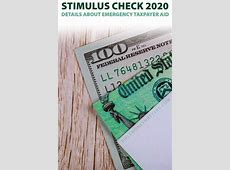 2020 stimulus package