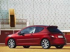 2009 Peugeot 207 Rc Motor Desktop