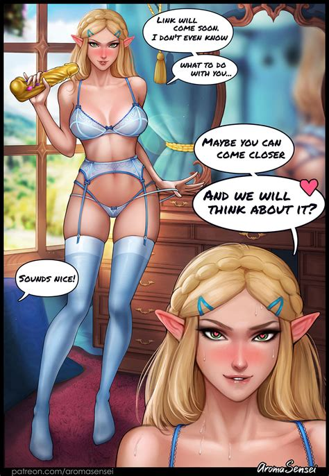 Legend Of Zelda Porn