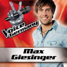 Fix You From The Voice Of Germany Max Giesinger Bei