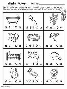 phonics vowels worksheets and no prep printables vowel worksheets phonics kindergarten