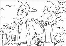 Ausmalbilder Zum Ausdrucken Kostenlos Simpsons Malvorlagen Ausmalbilder Simpsons 16 Ausmalbilder