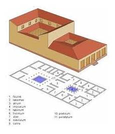 roman atrium house plan roman atrium house plan에 대한 이미지 검색결과 roman house