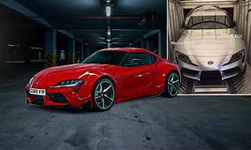 New Toyota Supra Revealed Pictures Specs News  CAR