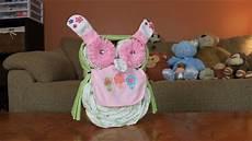windeltorte eule anleitung owl cake how to make